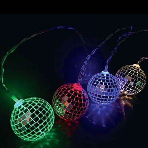 Sfera Da Discoteca Prezzo.Palla Da Discoteca Luce Catena Party Party Illuminazione Discoteca
