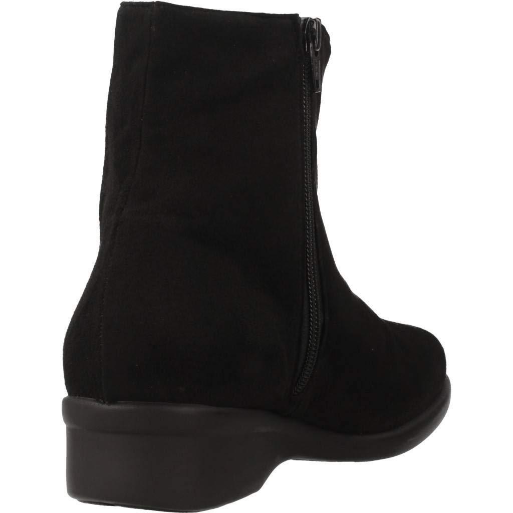 TRIMAS MENORCA Stiefelleten Stiefelleten Stiefelleten Stiefel Damen, Farbe Schwarz, Marke, Modell Stiefelleten Stiefel Damen 1253T Schwarz 628f31