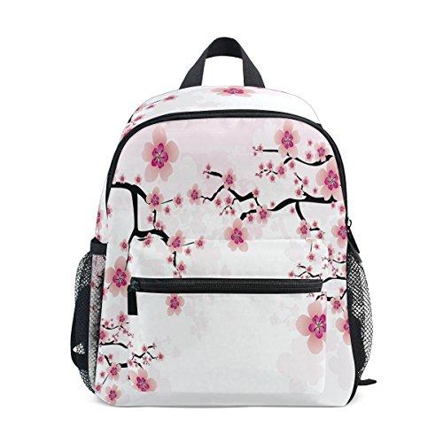 Branches nbsp;Bag nbsp;Toddler nbsp;for Cherry nbsp;School nbsp;Girls Kids ZZKKO Blossom nbsp;Book Boys nbsp;Backpack z07qWE8