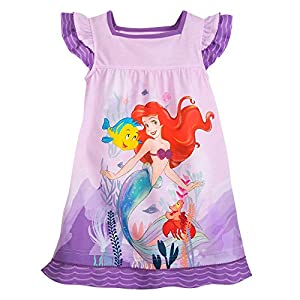 Disney The Little Mermaid Nightshirt for Girls