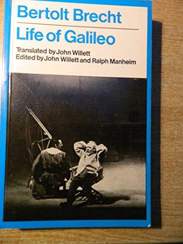Life of Galileo (Bertolt Brecht Collected Plays, Vol 5, Pt 1)