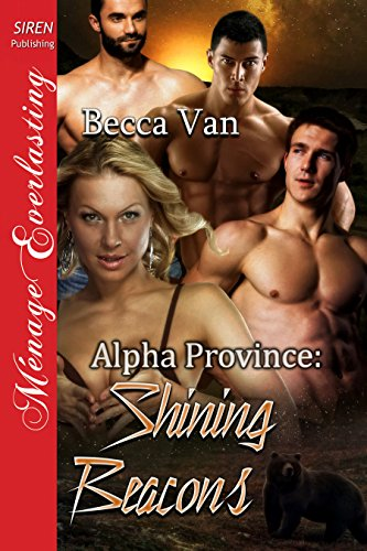 Alpha Province Shining Beacons by Becca Van