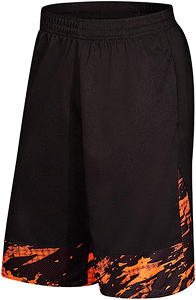Pantalones Deportivos para Hombre Entrenamiento Fitness C/ómodoTranspirables Pantalones de Secado r/ápido Cortos de Verano para Hombres Pantalones de ch/ándal MMUEJRY