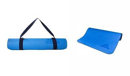 adidas Alfombrilla de Yoga Pilates Yoga Mat Fitness no Slip ...