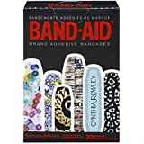 Band-Aid Decorated, Assorted 20 Count, Colors and Styles May Vary
