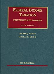 Federal Income Taxation, Principles and Policies (University Casebook Series)