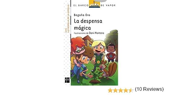 La despensa mágica (El Barco de Vapor Blanca): Amazon.es ...
