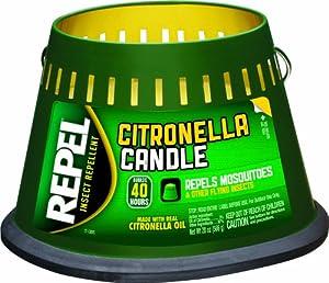 Repel Citronella Triple Wick Candle