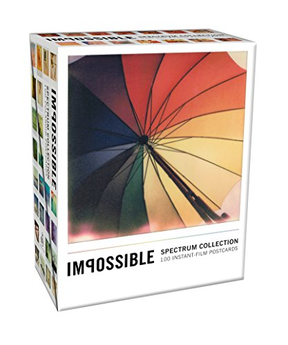 The Impossible Project Spectrum Collection: 100 Instant-Film Postcards
