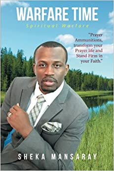 Book Warfare Time: Spiritual Warfare