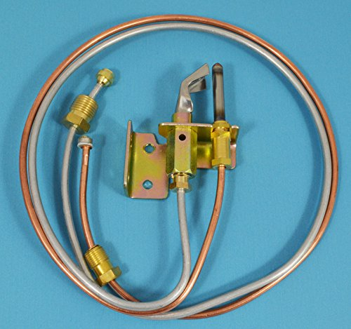 (Water Heater Pilot Assembely Includes Pilot Thermocouple and Tubing LP Propane)