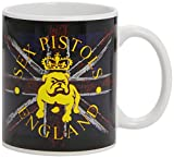 11oz The Sex Pistols Bull Dog & Flag Mug