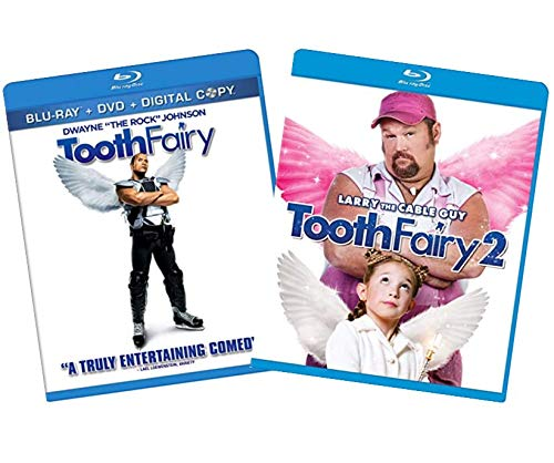 Tooth Fairy 2 (Larry the Cable Guy) / Tooth Fairy (Dwayne