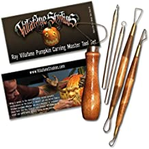 Ray Villafane Pumpkin Carving Tools