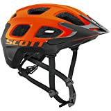 Scott Vivo Helmet - 2016 - orange flash/black, medium