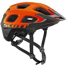 Scott Sports 2016 Vivo CPSC Mountain Bicycle Helmet - 241074, Orange Flash/Black, L