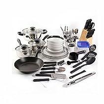 Home Cookware Combo Kitchenware Set Total Kitchen Combo