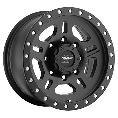 (PRO COMP Series 50 10 Gauge Satin Black (20x9 / 8x170 / -12mm))