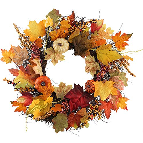 Fall Door Wreaths 22 Inch