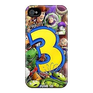 CristinaKlengenberg Iphone 6 Bumper Cell-phone Hard Covers Custom Beautiful Toy Story 3 Pattern [WNV15485KARs]