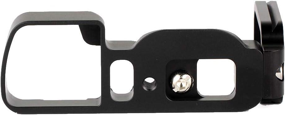 Pixco Metal Handgrip Camera Stabilizers Quick Release L Plate Bracket Holder Hand Grip Vertical External for Canon EOS-RP EOS-RP Hand Grip