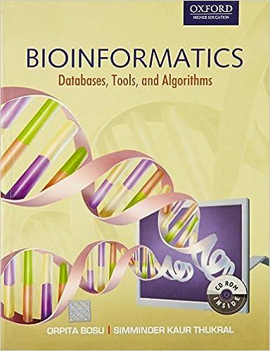 Bioinformatics Methods And Applications Rastogi Pdf