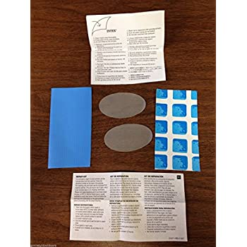 Amazon Com 4 Of Vinyl Patch Adhesive Kit Repair Swimming