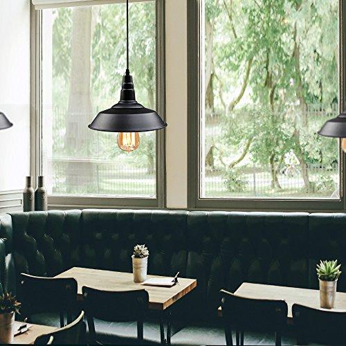 LNC A0190701 Indoor Pendant Ceiling Barn Light Warehouse
