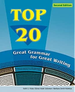 Amazon blueprints 2 composition skills for academic writing top 20 great grammar for great writing malvernweather Gallery