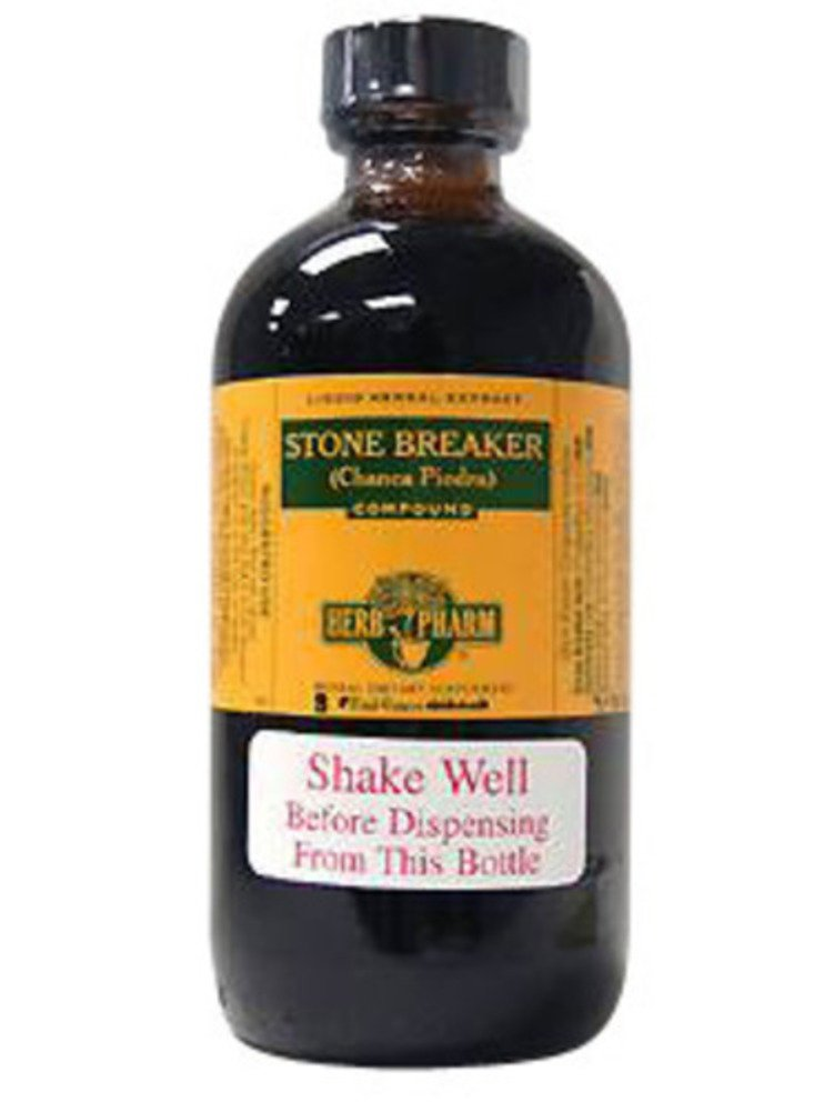 Herb Pharm – Stone Breaker Compound 8 oz