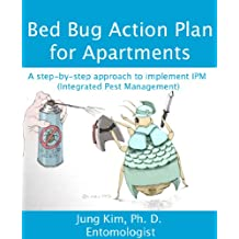 Bed bug action plan for apartments: A step-by-step approach to implement IPM  (Integrated Pest Management)