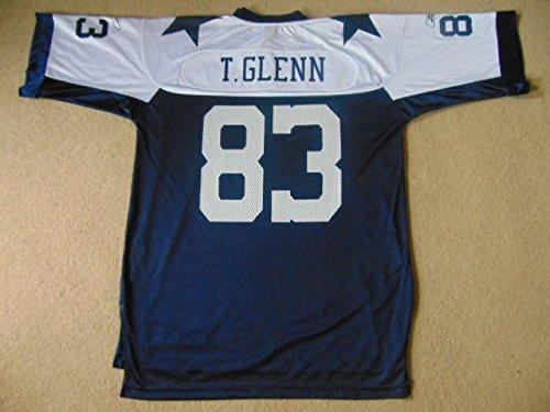 3803a3f3b Dallas Cowboys Throwbacks NFL American Football Jersey - Terry Glenn  83 -  Mens Large - NWT  Amazon.co.uk  Sports   Outdoors