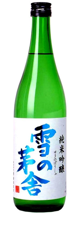 協定分注する正しく八海山 純米吟醸 1800ml