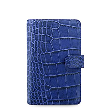 Amazon.com : Filofax Classic Croc Print Leather Organizer ...