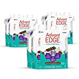 EAS AdvantEDGE High Protein Ready-to-Drink Protein Shakes, 30 grams of Protein, Chocolate Marshmallow, 12 Count