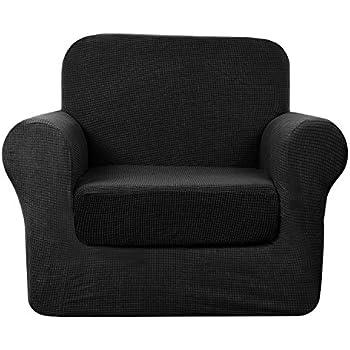 Amazon Com Aujoy Stretch 2 Piece Sofa Covers Water