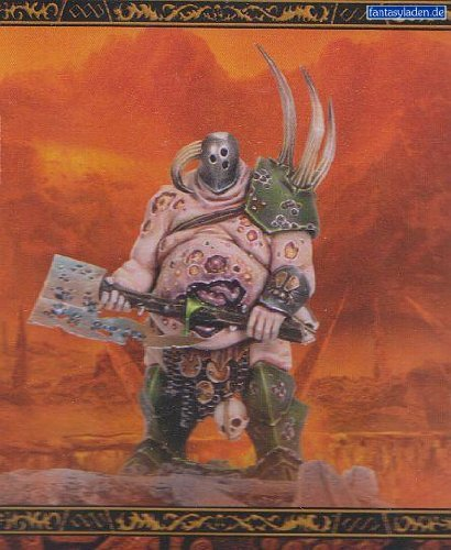 Games Workshop Warhammer 40K Age of Sigmar Nurgle Rotbringers Lord of Plagues