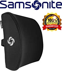 Samsonite SA5243 - Ergonomic Lumbar Supp...