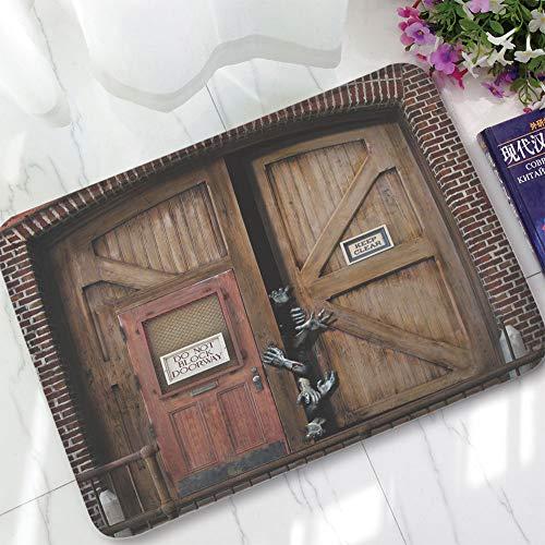 YOLIYANA Custom Carpet,Zombie Decor,for Children Bedroom Corridor,15.75