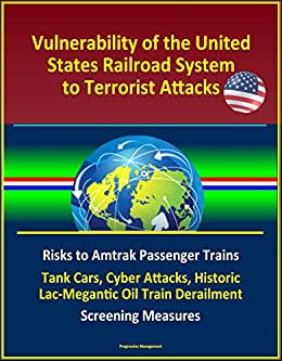 Vulnerability of the United States Railroad System to