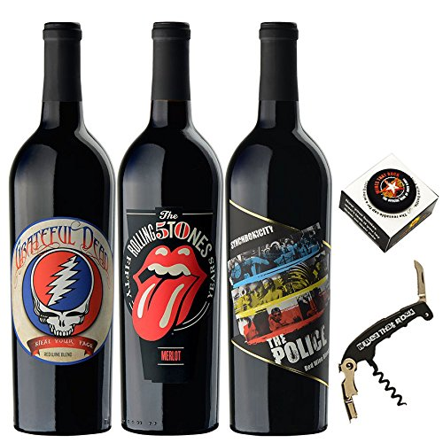 "Wines That Rock ""Rock Star Special Gift Set"""