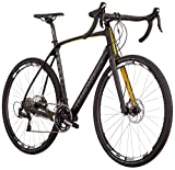 Diamondback Bicycles Haanjo Comp Alternative Road Bike, 56cm/Large, Raw Carbon Diamondback Bicycles