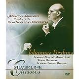 Brahms: Symphony No. 4; Tragic Overture; Academic Festival Overture [DVD Audio] (DVD Audio)