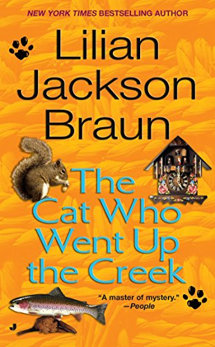 (The Cat Who Went Up the Creek (Cat Who... Book 24))