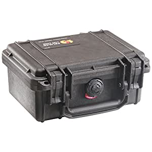 Pelican 1120 Case with Foam (Camera, Multi-Purpose) - Black