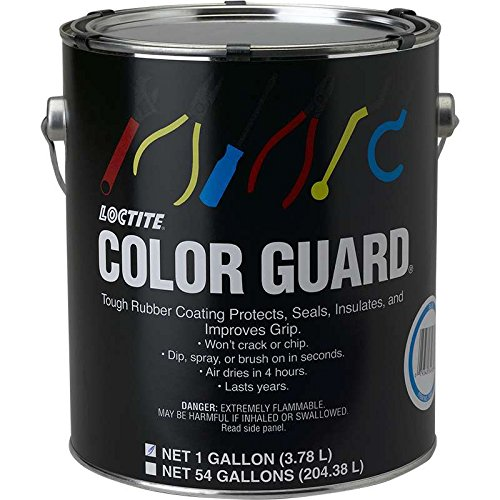 Loctite Color Guard Tough Rubber - Loctite Color Guard SF F720, Tough Rubber Coating, Blue