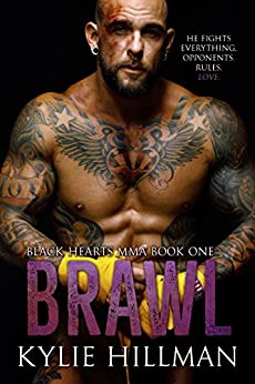 Brawl (Black Hearts MMA Book 1) by [Hillman, Kylie]