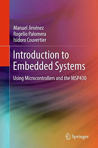 Introduction to Embedded Systems: Using Microcontrollers and the MSP430 ()