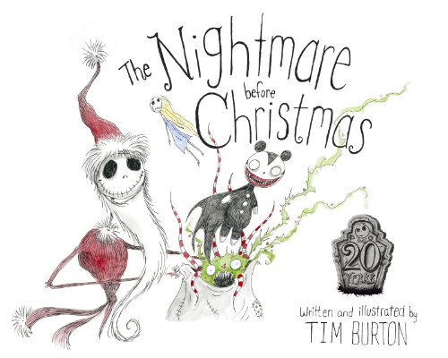 Tim Burton's The Nightmare Before Christmas (Disney Storybook (eBook)) -