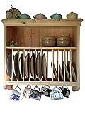 Pine Plate Rack (PR2 70)
